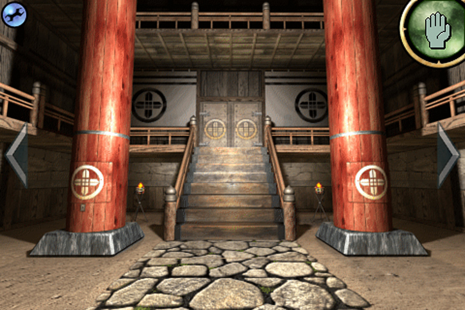 Screenshot iEscaper!2 -Escape from the Castle of Doom-